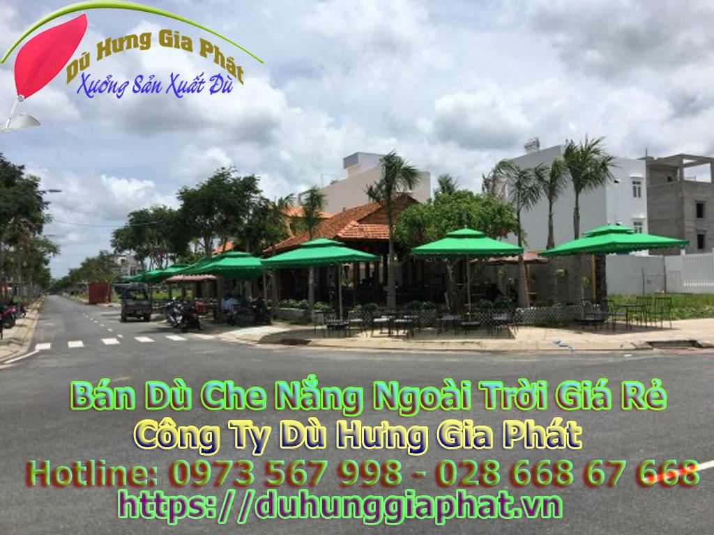 Xưởng Sản Xuất Ô Dù Che Nắng Mưa Quán Cafe