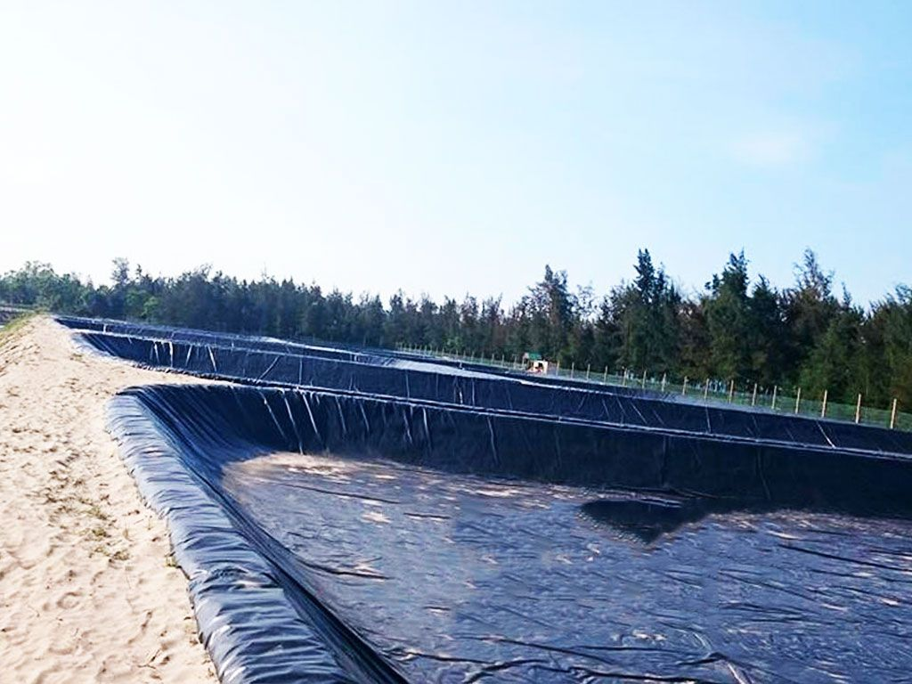 Địa Chỉ Bán Bạt HDPE Lót Ao Hồ Chứa Nước Nuôi Cá Tưới Cây Tại Gia Lai