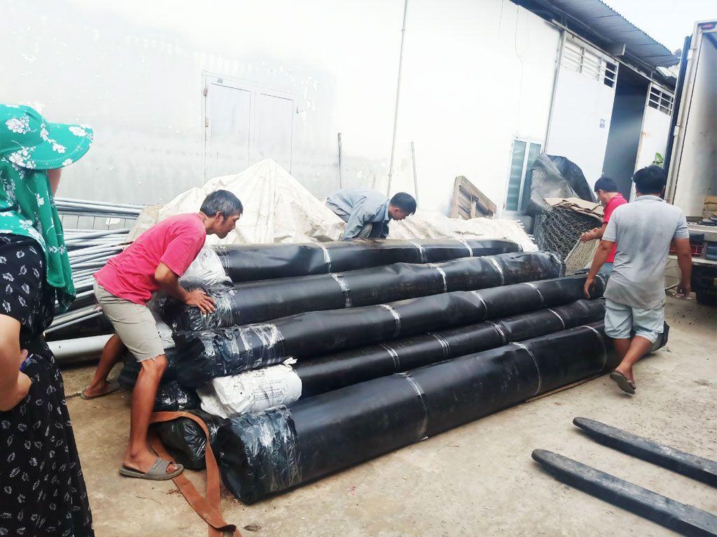 Địa Chỉ Bán Bạt HDPE Lót Ao Hồ Chứa Nước Nuôi Cá Tưới Cây Tại Tây Ninh